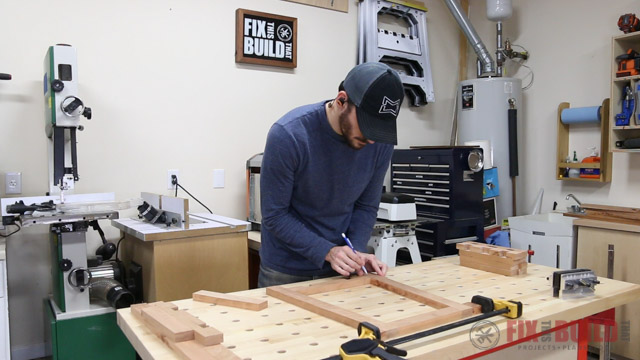Picture of Make Joinery and Glue Up Sides