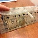 Keyboard Clutch Wallet