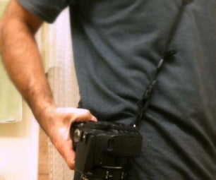 DIY Camera Strap and Hand Grip in One