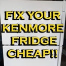 Fix Your Kenmore Fridge, Cheap!!