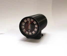 TfCD - Automatic bicycle light - find your bike back in the dark!