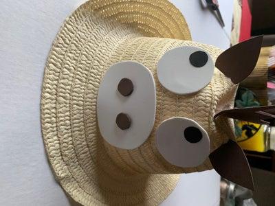 Assembling the Horse Hat