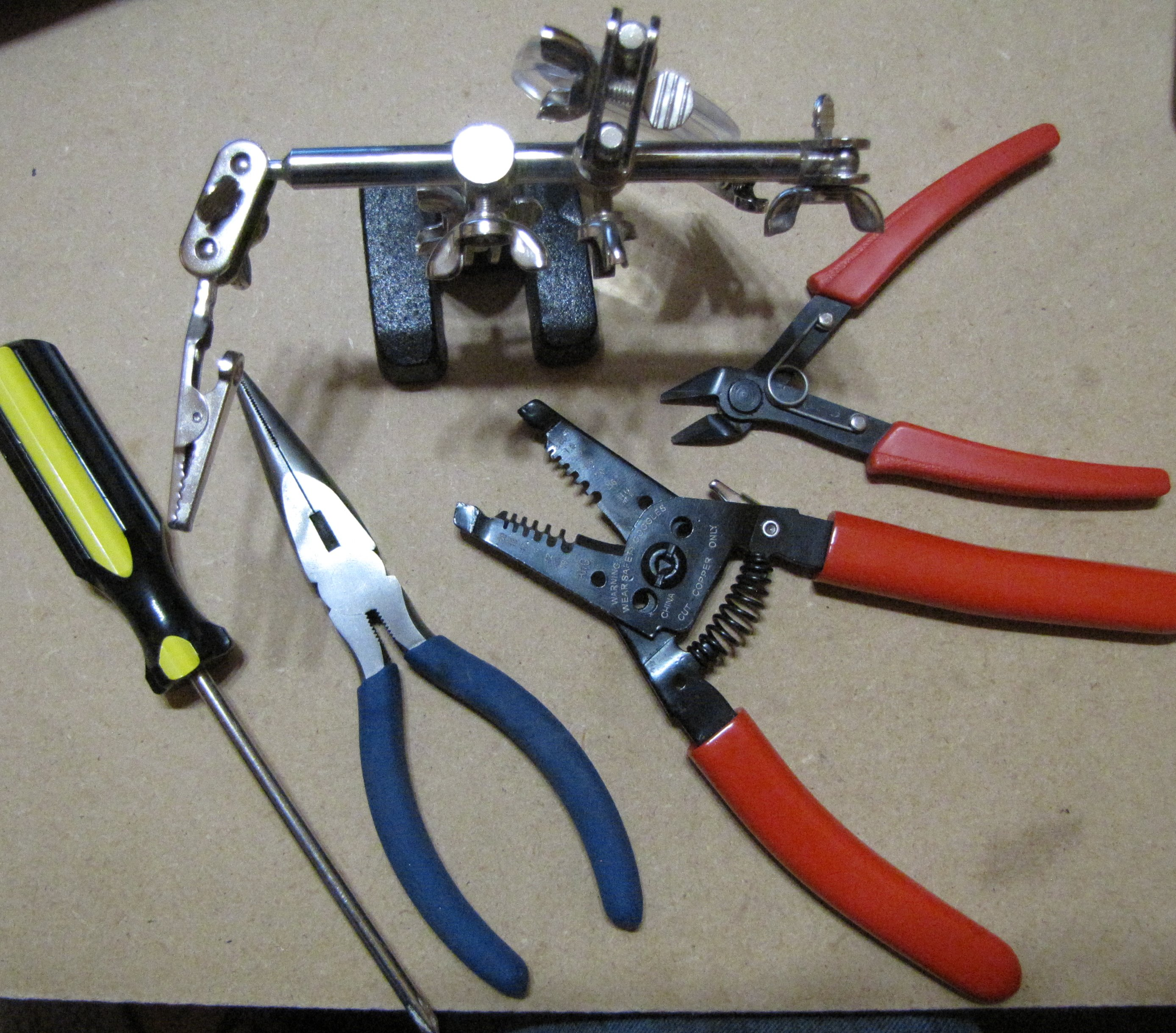Picture of Gather Your Tools and Supplies