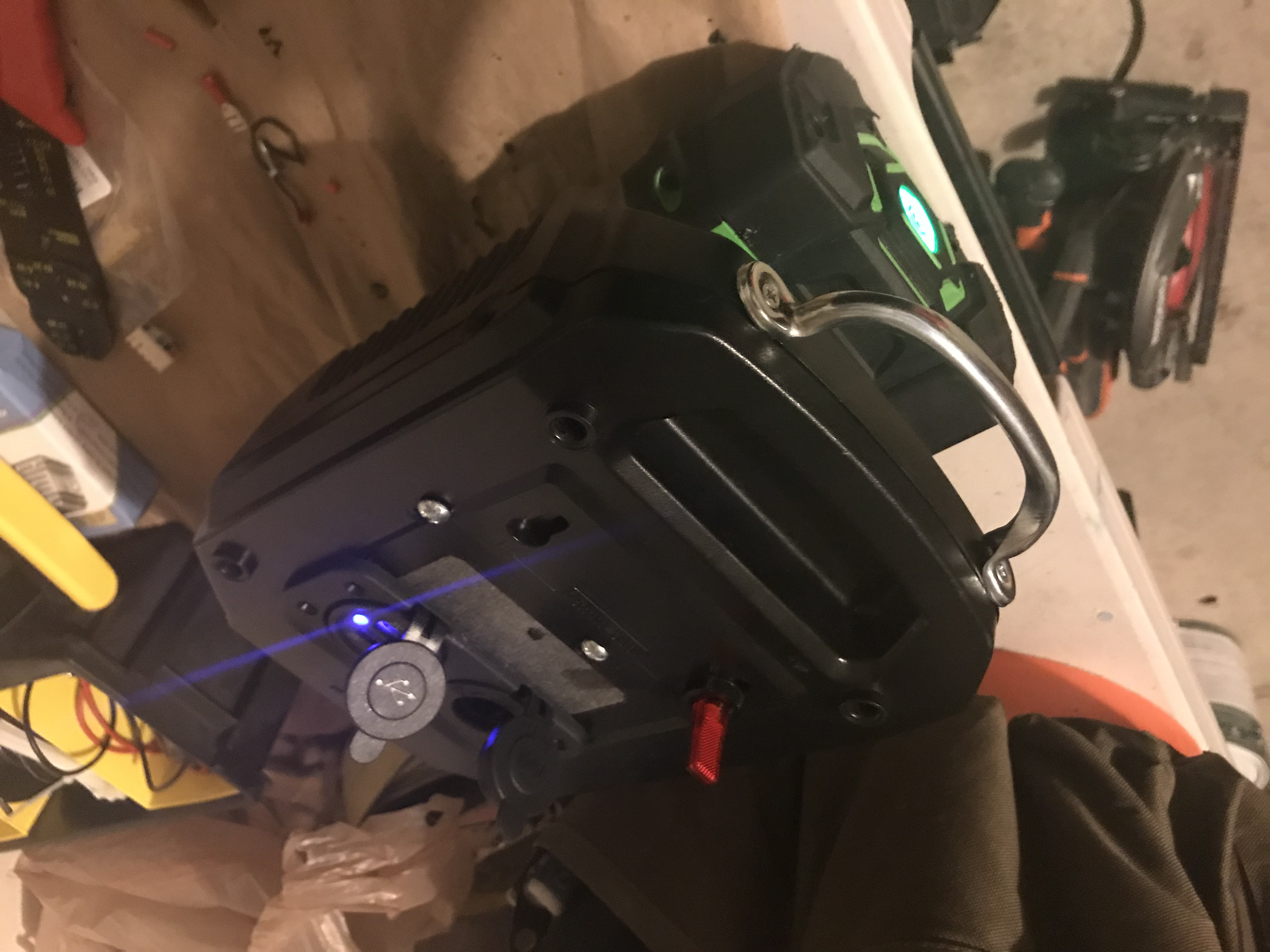 Picture of 12v Power From EGO Power 56v Battery
