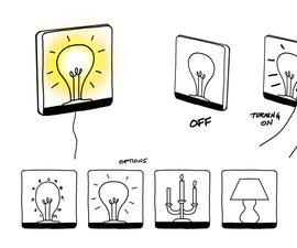 Connecting Dots – Lamp