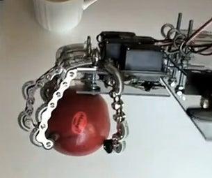 DIY $200 Robotic Hand - Part 2: the Controller - Arduino Project