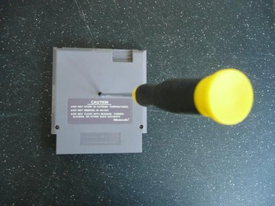 Disassemble the Cartridge