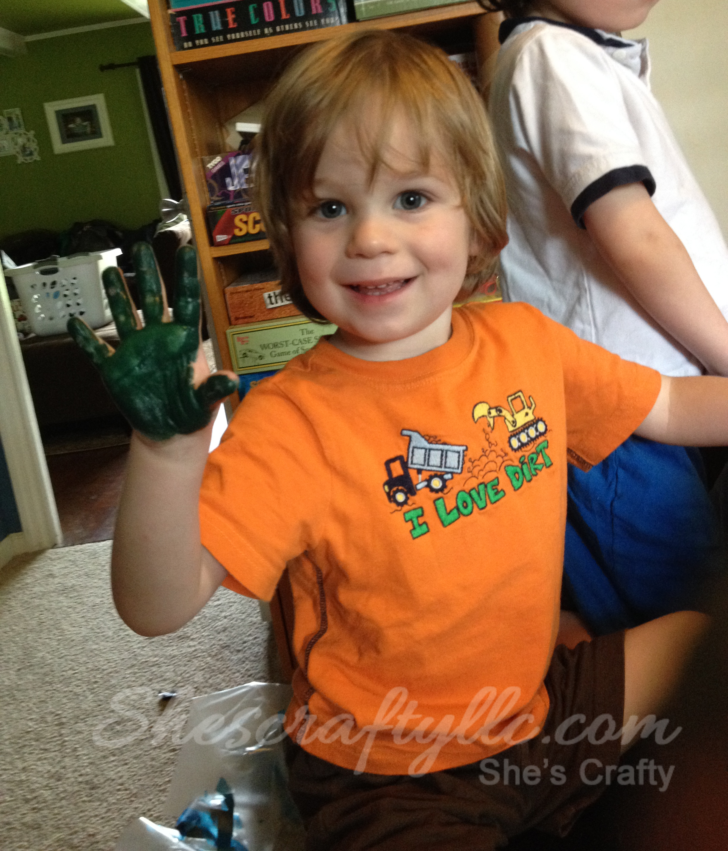 Picture of Add the Handprints