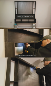 Installing to Wall