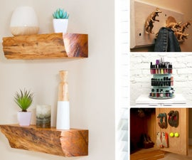 Projects for an Organized Home