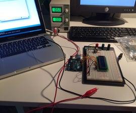 Raspberry Pi and Arduino LCD