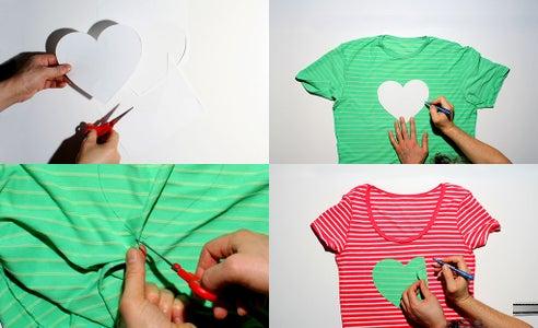 Cutting Shirts