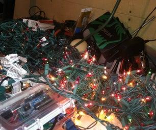 Arduino Powered Light Show!