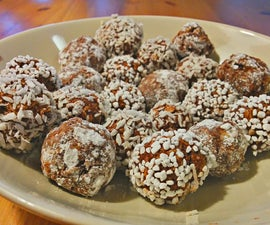 Swedish Fika Chocolate Bites