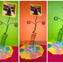 Photo holder / dancing tree
