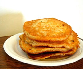 Quick Fried Pancakes
