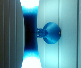 3D Printed Double Wall Light