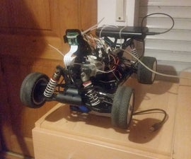Open Hardware Rover With Arduino and Raspberry Pi