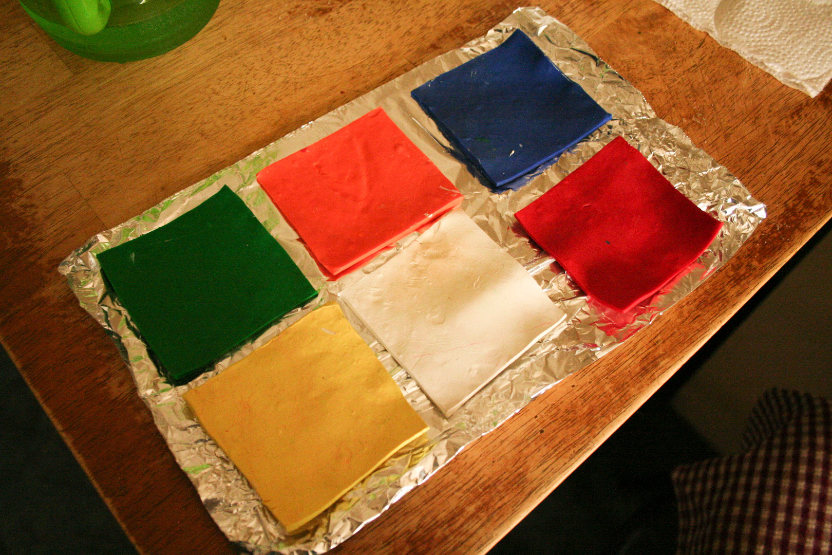 Picture of Cut and Bake the Squares