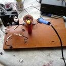 My homemade soldering station