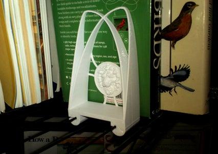Bakers Rack Bookend - Blender 3d Printing
