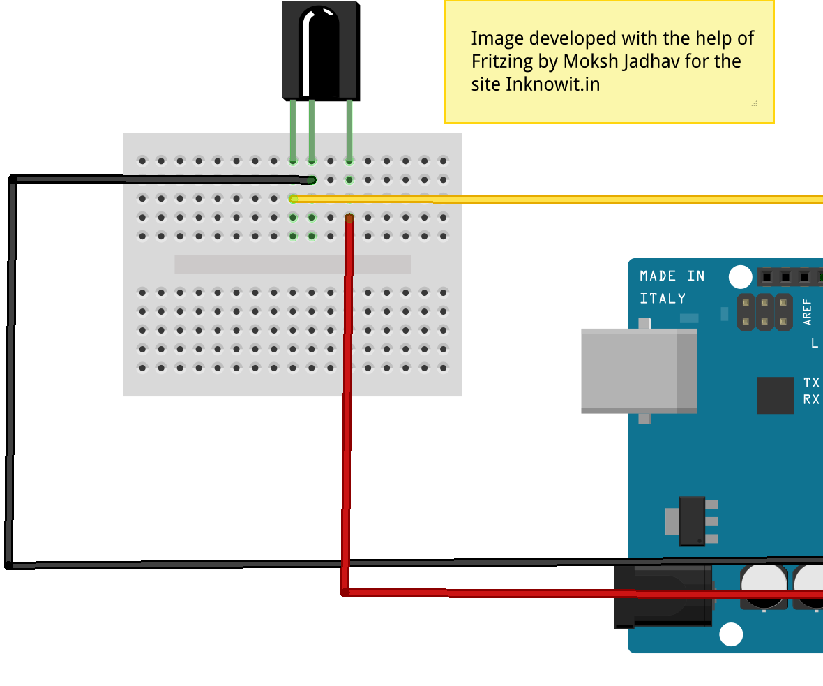 Infrared Receiver: 5 Steps