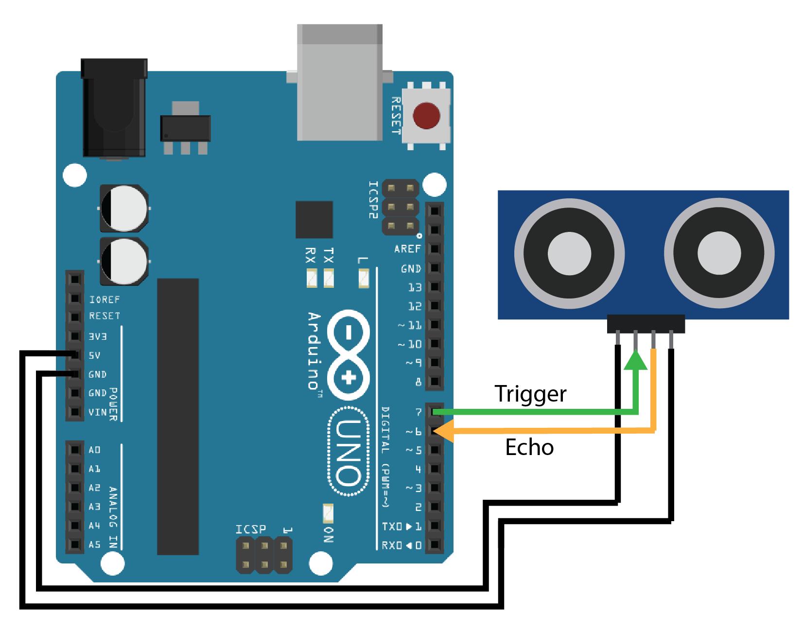 Picture of Ultrasonic Sensors