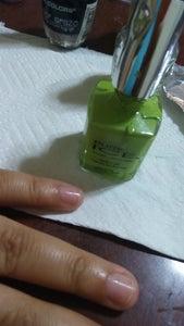 Green Polish !!