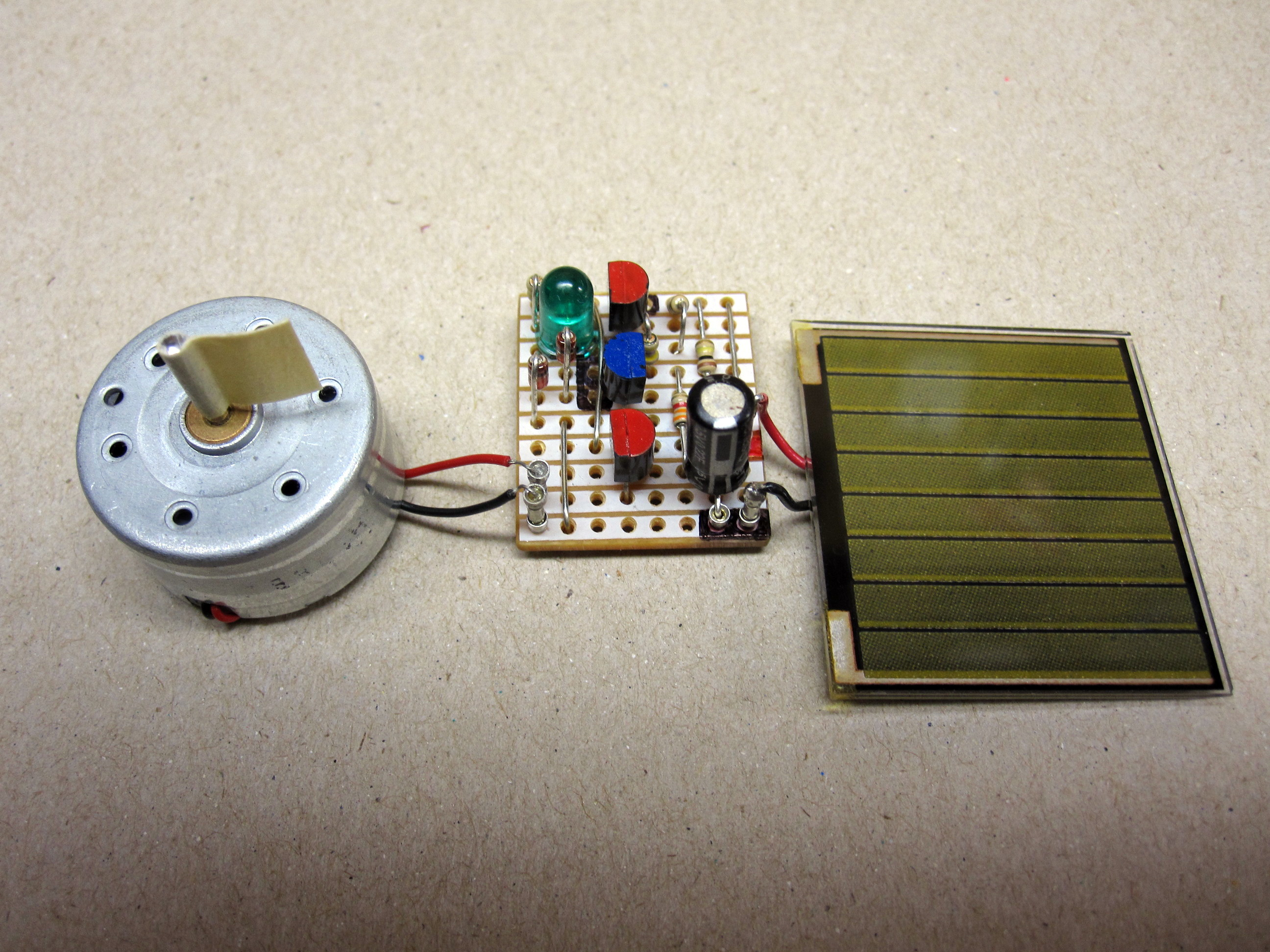 Picture of Stripboard Layout