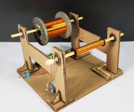 DIY - Coil Winding Machine