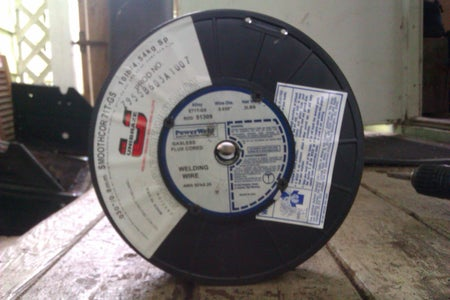 10lb Spool Adapter for a MIG Welder
