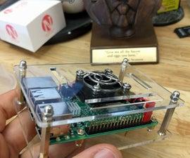 RetroPie - Overclocked Raspberry Pi 3 for Video Game Emulation