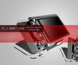 Raspberry Pi 2 Kraft Case