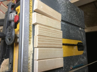 Routing the Front Edge