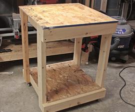 Cheap Workbench