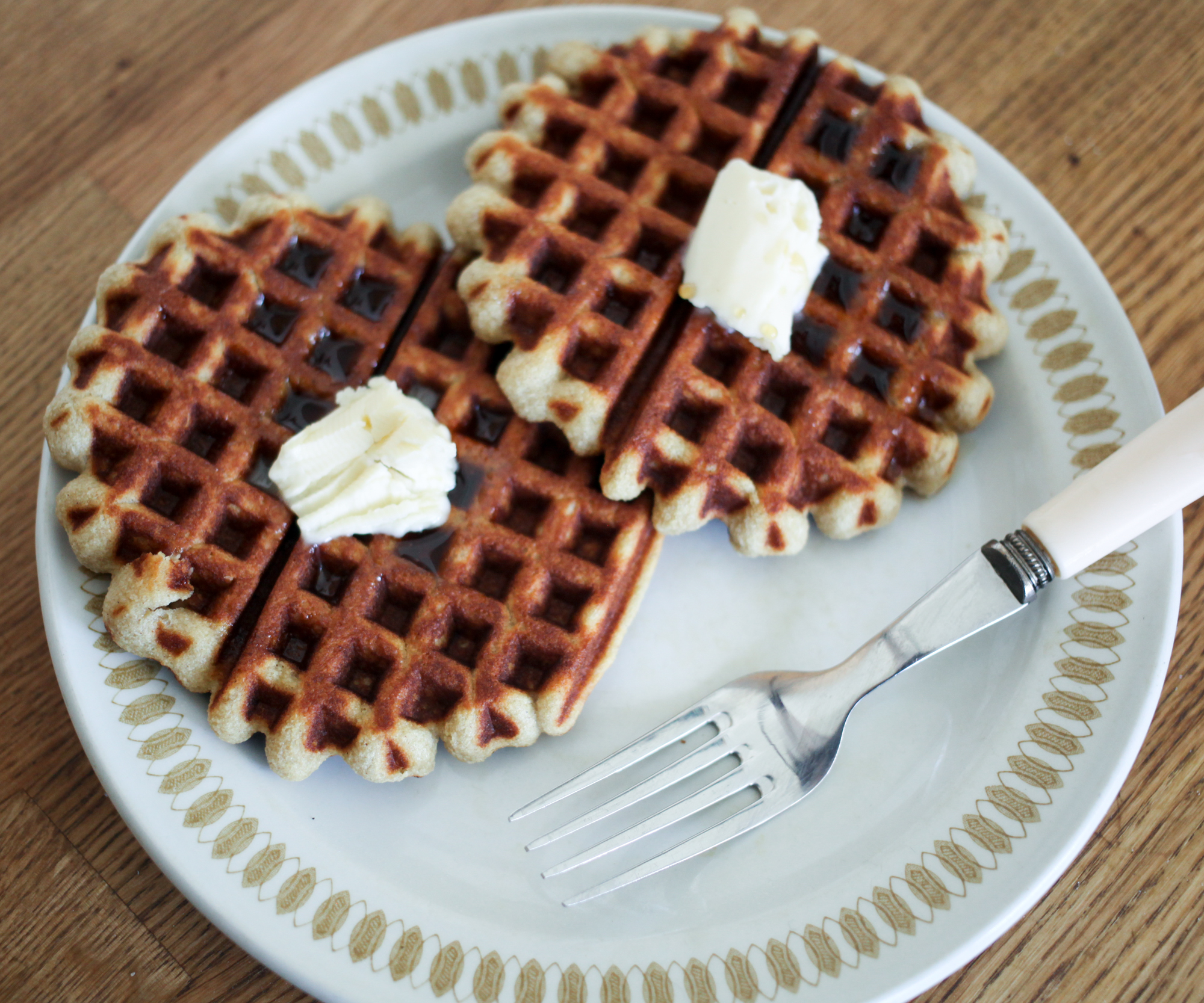 Picture of Gluten Free Paleo Waffles