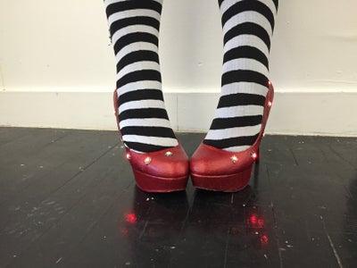 Click Your Heels.