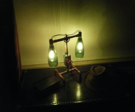 Cadillac Dystopic Lamp