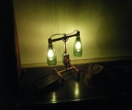 Cadillac Dystopic Lamp
