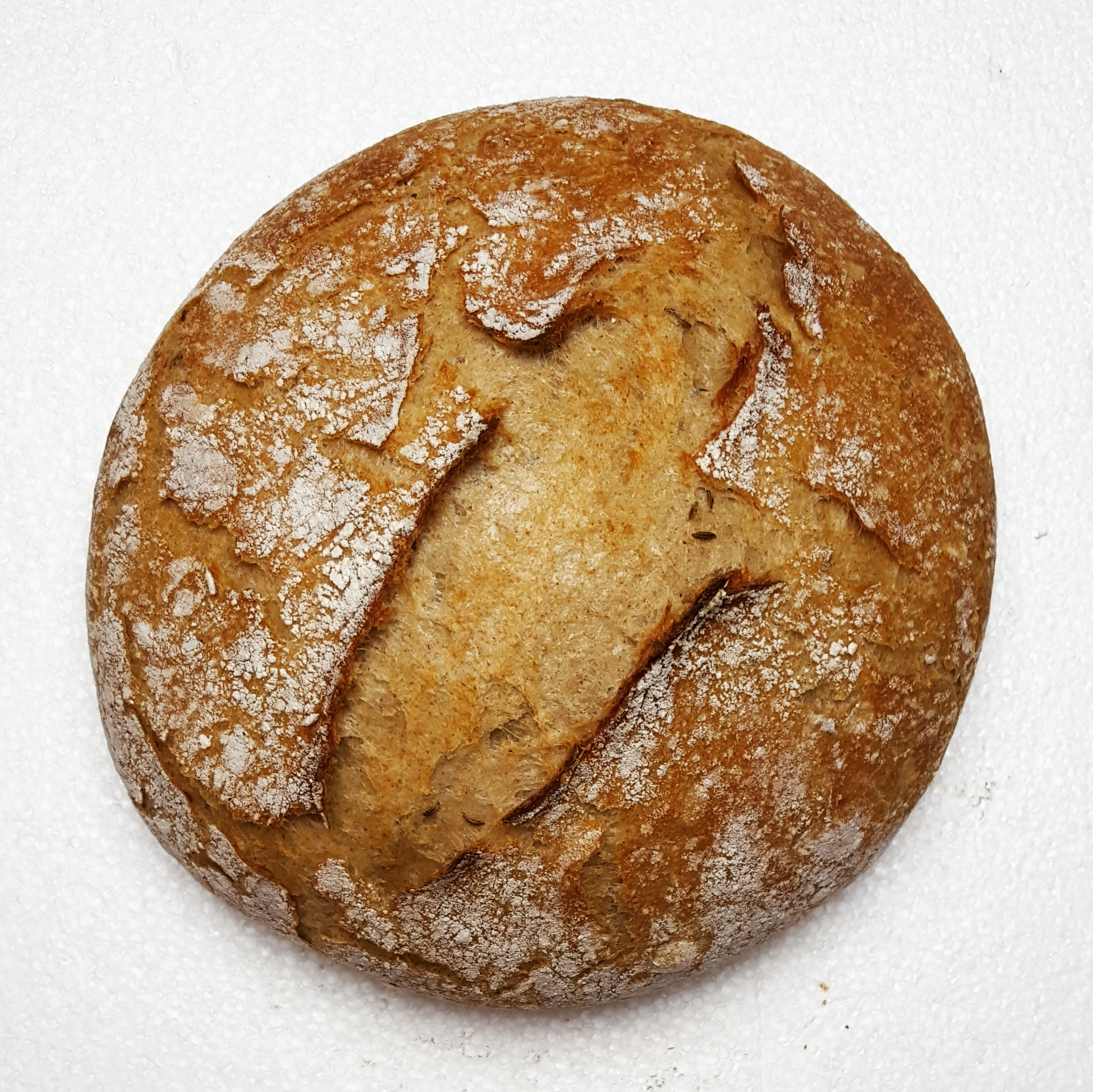 Picture of Caraway Rye Bread
