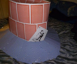 playing card hat mod