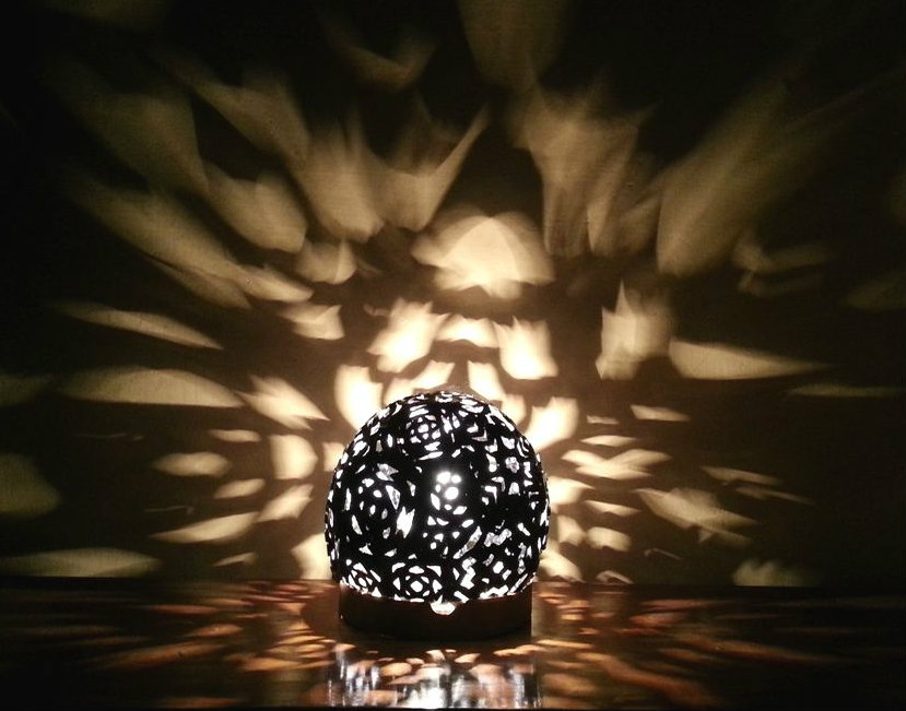 Picture of Fantasy Light-Burst Lampshade