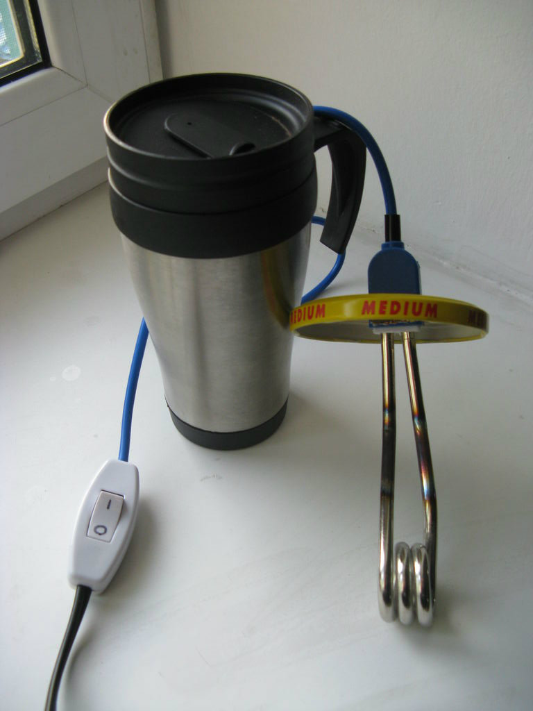 Picture of Portable Hot-Chocolate Maker
