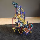 Knex Ball Machine Element: Locking Arm