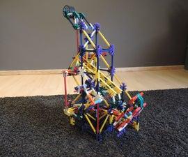 Knex Ball Machine Element: Locking Arm