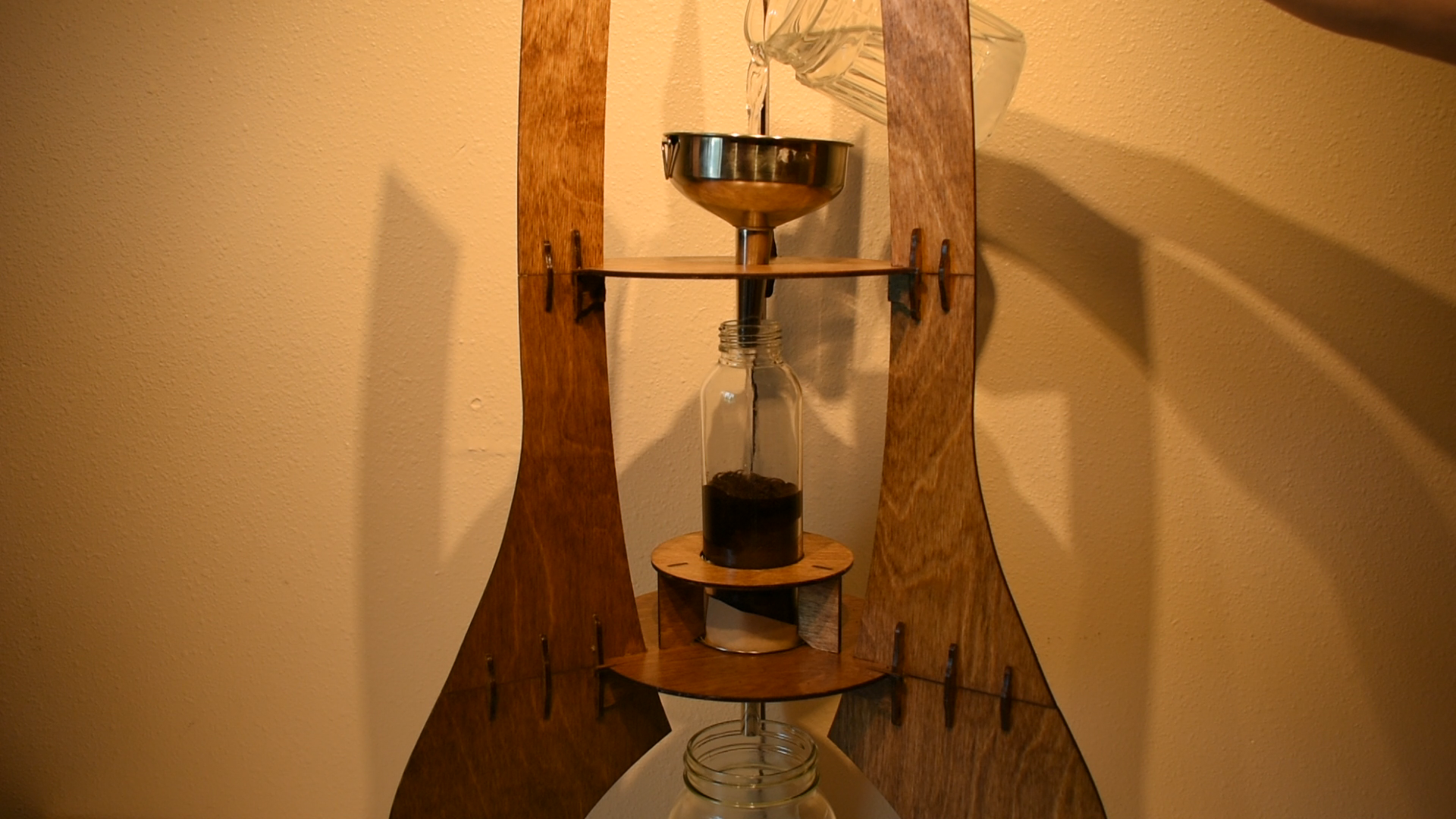 Picture of Making Cold Drip Coffee