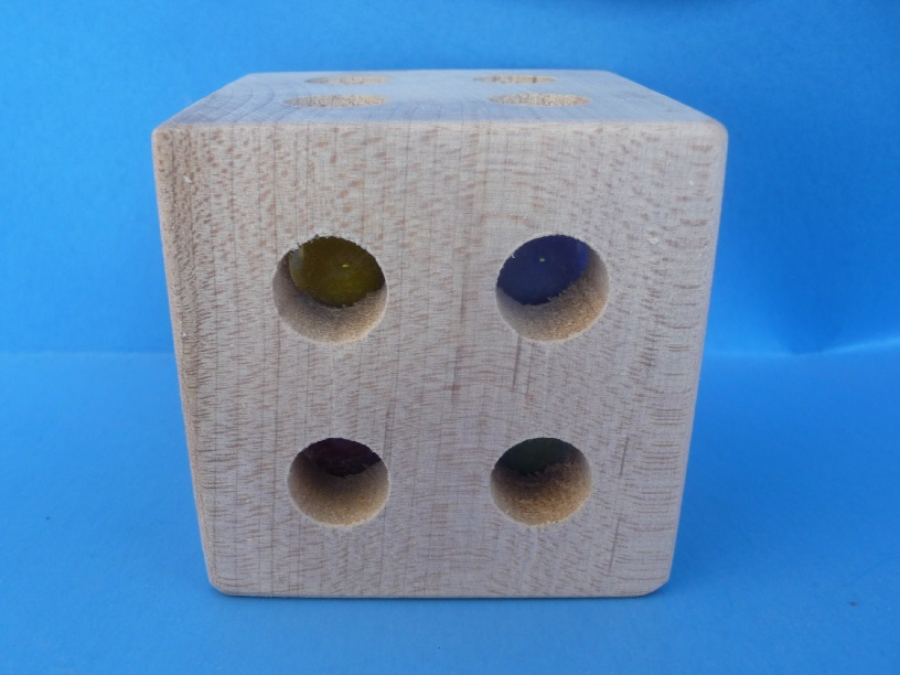 Picture of Option #1 Large Cube