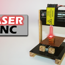 DIY Arduino Mini Laser Engraving Machine
