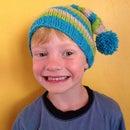 Kids stocking hat