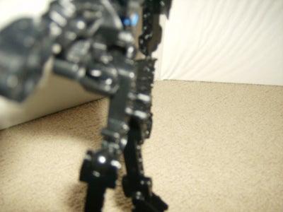 Building Vader